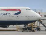 ヒロリンさんが、ジョン・F・ケネディ国際空港で撮影したブリティッシュ・エアウェイズ 747-436の航空フォト(写真)