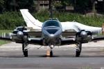 グリスさんが、ホンダエアポートで撮影した日本個人所有 58 Baronの航空フォト(写真)