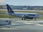 ヒロリンさんが、フランクフルト国際空港で撮影したタロム航空 A318-111の航空フォト(写真)