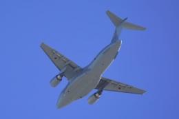 shining star ✈さんが、米子空港で撮影した航空自衛隊 C-2の航空フォト(飛行機 写真・画像)