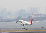 ふじいあきらさんが、羽田空港で撮影したJALエクスプレス 737-846の航空フォト(飛行機 写真・画像)