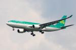 xingyeさんが、ワシントン・ダレス国際空港で撮影したエア・リンガス A330-202の航空フォト(写真)