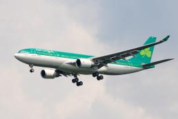 xingyeさんが、ワシントン・ダレス国際空港で撮影したエア・リンガス A330-202の航空フォト(飛行機 写真・画像)