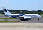 bluesky05さんが、成田国際空港で撮影したマレーシア航空 A380-841の航空フォト(写真)