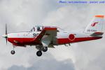 いおりさんが、防府北基地で撮影した航空自衛隊 T-7の航空フォト(写真)