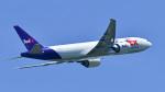 パンダさんが、成田国際空港で撮影したフェデックス・エクスプレス 777-FHTの航空フォト(写真)