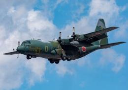 航空フォト:95-1083 航空自衛隊 C-130 Hercules