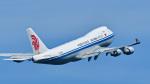 パンダさんが、成田国際空港で撮影した中国国際貨運航空 747-412F/SCDの航空フォト(写真)