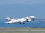 goshiさんが、中部国際空港で撮影した日本航空 787-8 Dreamlinerの航空フォト(写真)