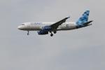 さんみさんが、ロンドン・ヒースロー空港で撮影したコバルト・エア A320-232の航空フォト(写真)