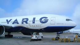 westtowerさんが、サンパウロ・グアルーリョス国際空港で撮影したヴァリグ 777-222/ERの航空フォト(飛行機 写真・画像)
