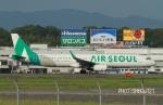 SH60J121さんが、福岡空港で撮影したエアソウル A321-231の航空フォト(写真)