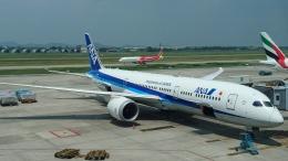 zenchanさんが、ノイバイ国際空港で撮影した全日空 787-9の航空フォト(飛行機 写真・画像)