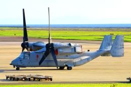 Tomo_mczさんが、大分空港で撮影したアメリカ海兵隊 MV-22Bの航空フォト(飛行機 写真・画像)