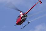 senyoさんが、ツインリンク・モテギで撮影したアルファーアビエィション R22 Betaの航空フォト(写真)