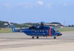 tsubameさんが、静岡空港で撮影した警視庁 S-92Aの航空フォト(写真)