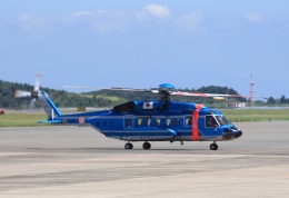 tsubameさんが、静岡空港で撮影した警視庁 S-92Aの航空フォト(飛行機 写真・画像)