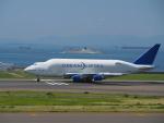 Tき/九州急行さんが、中部国際空港で撮影したボーイング 747-4J6(LCF) Dreamlifterの航空フォト(写真)