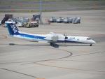 Tき/九州急行さんが、中部国際空港で撮影したANAウイングス DHC-8-402Q Dash 8の航空フォト(写真)