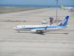 Tき/九州急行さんが、中部国際空港で撮影した全日空 737-881の航空フォト(写真)