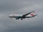 Tき/九州急行さんが、成田国際空港で撮影したオーストリア航空 777-2Z9/ERの航空フォト(写真)