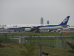 Tき/九州急行さんが、成田国際空港で撮影した全日空 777-381/ERの航空フォト(写真)