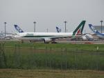 Tき/九州急行さんが、成田国際空港で撮影したアリタリア航空 A330-202の航空フォト(写真)