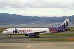にしやんさんが、関西国際空港で撮影した香港エクスプレス A321-231の航空フォト(写真)
