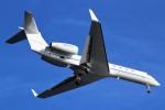 ばっきーさんが、羽田空港で撮影したウェルズ・ファーゴ・デラウェア・トラスト G-V-SP Gulfstream G550の航空フォト(写真)