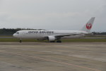 kumagorouさんが、長崎空港で撮影した日本航空 767-346/ERの航空フォト(写真)
