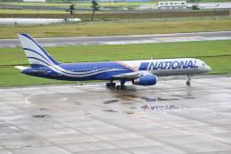 kumagorouさんが、仙台空港で撮影したナショナル・エアラインズ 757-28Aの航空フォト(飛行機 写真・画像)