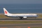 SIさんが、中部国際空港で撮影した中国国際航空 737-86Nの航空フォト(飛行機 写真・画像)