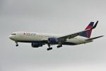 yabyanさんが、成田国際空港で撮影したデルタ航空 767-332/ERの航空フォト(写真)