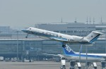 Dojalanaさんが、羽田空港で撮影した海上保安庁 G-V Gulfstream Vの航空フォト(飛行機 写真・画像)