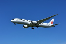 garrettさんが、成田国際空港で撮影した日本航空 787-9の航空フォト(写真)