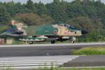 chinbariさんが、茨城空港で撮影した航空自衛隊 RF-4E Phantom IIの航空フォト(写真)