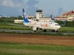 Naiki@南の島からさんが、宮古空港で撮影した全日空 737-881の航空フォト(写真)