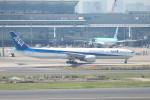 KKiSMさんが、羽田空港で撮影した全日空 777-381/ERの航空フォト(写真)