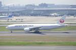 KKiSMさんが、羽田空港で撮影した日本航空 777-246/ERの航空フォト(写真)