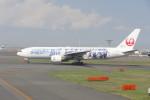 KKiSMさんが、羽田空港で撮影した日本航空 777-289の航空フォト(写真)