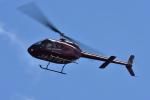 Joshuaさんが、名古屋飛行場で撮影したセコインターナショナル 505 Jet Ranger Xの航空フォト(写真)