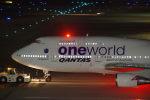 さくら13さんが、羽田空港で撮影したカンタス航空 747-438/ERの航空フォト(写真)