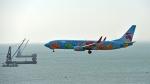 flytaka78さんが、香港国際空港で撮影した深圳航空 737-87Lの航空フォト(写真)