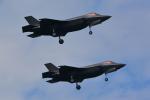 kaoatomさんが、三沢飛行場で撮影した航空自衛隊 F-35A Lightning IIの航空フォト(飛行機 写真・画像)