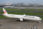 funi9280さんが、羽田空港で撮影した日本航空 777-346の航空フォト(飛行機 写真・画像)