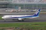 funi9280さんが、羽田空港で撮影した全日空 767-381/ERの航空フォト(飛行機 写真・画像)