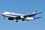 panchiさんが、成田国際空港で撮影した全日空 767-381/ERの航空フォト(写真)