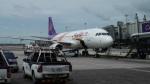 matt3さんが、スワンナプーム国際空港で撮影したタイ・スマイル A320-232の航空フォト(写真)