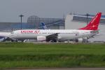 yabyanさんが、成田国際空港で撮影したイースター航空 737-86Nの航空フォト(写真)