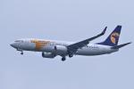 yabyanさんが、成田国際空港で撮影したMIATモンゴル航空 737-8SHの航空フォト(写真)